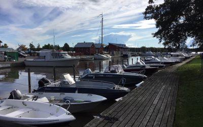 Näringslivsminister Mika Lintilä besöker Ingå
