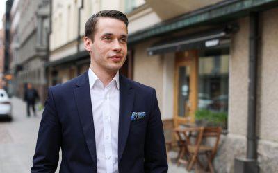 Wickström tähtää kärkisijoille Eurovaaleissa