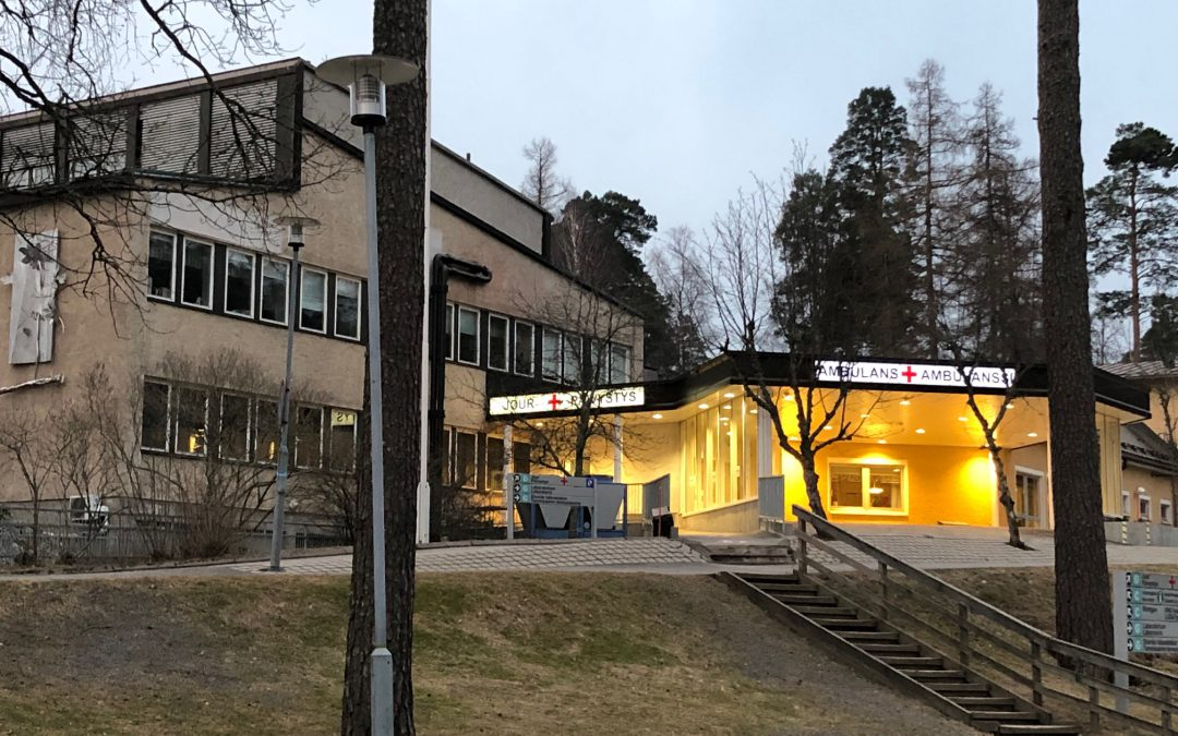 """HUS slopar samjouren vid Raseborg sjukhus – ''Ett bakslag mot regionen och dess invånare"""""""