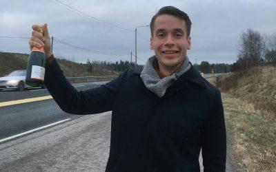 Ingå kammar hem trafikpengar – stamväg 51:ans belysning och en ny beläggning på Fagerviksvägen  får pengar av riksdagen